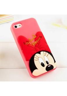 Чехол для iPhone 5/5s «Минни Маус»