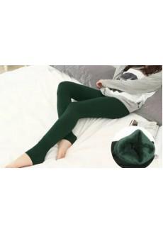 Зелёные лосины