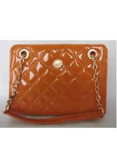 Лаковая сумка Milena